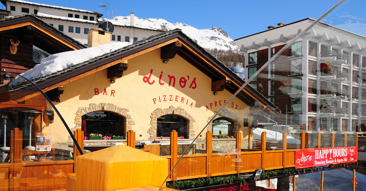 Lyno's Bar - Breuil-Cervinia
